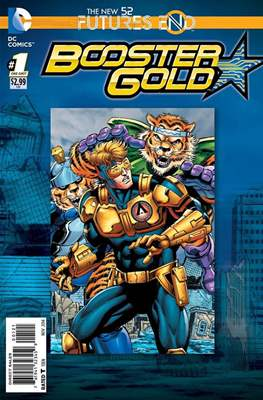 Futures End: Booster Gold (2014)