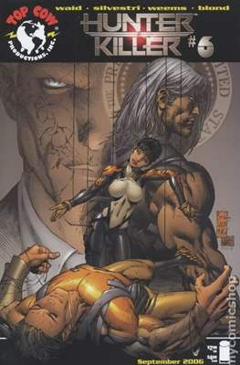 Hunter-Killer Vol. 1 (2004-2007) (Comic Book) #6