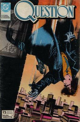 Question (1988-1991) (Grapa) #1