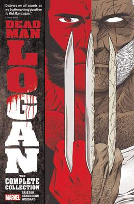 Dead Man Logan. The Complete Collection