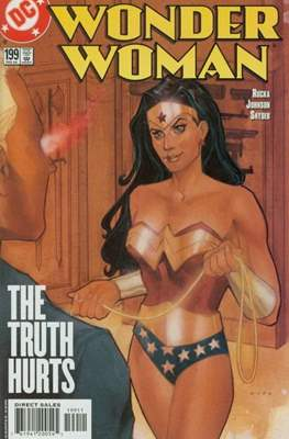 Wonder Woman Vol. 2 (1987-2006) (Comic Book) #199