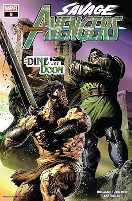 Savage Avengers (Comic Book) #8