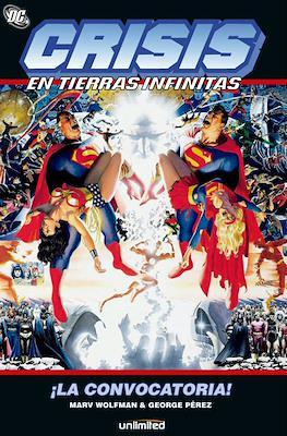 Crisis En Tierras Infinitas (Rústica) #1