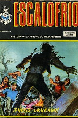 Escalofrío: Historias gráficas de medianoche (Grapa 52-68 pp. 1973-1979) #52
