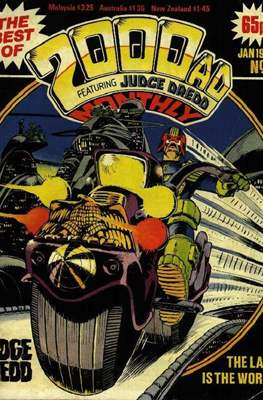 The Best of 2000 AD Monthly #4