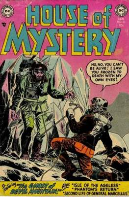 The House of Mystery (Comic Book) #22