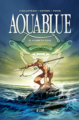 Aquablue (Cartoné 248 pp) #1