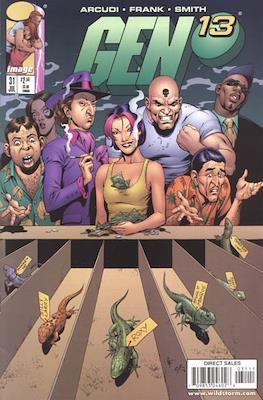 Gen 13 (1997-2002) (Comic Book) #31