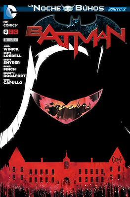 Batman: Nuevo Universo DC / Renacimiento (Grapa) #9