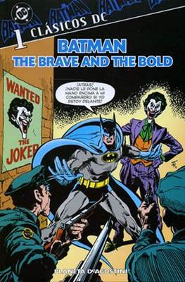 Batman. The Brave and the Bold. Clásicos DC (Rústica 336-368 pp) #1