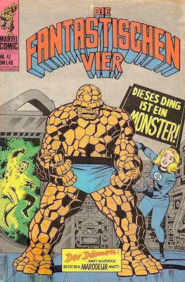 Die Fantastischen Vier (Heften) #47