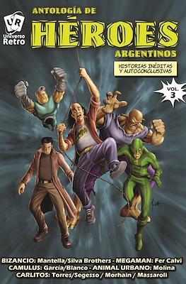 Antología de Héroes Argentinos (Rústica) #3