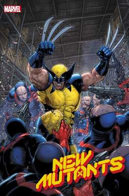 New Mutants Vol. 4 (2019- Variant Covers) (Comic Book) #5