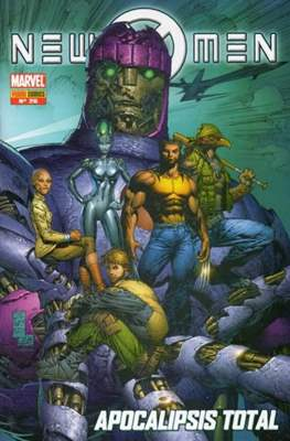 New X-Men (Grapa) #26