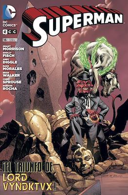 Superman. Nuevo Universo DC / Renacimiento (Grapa) #16