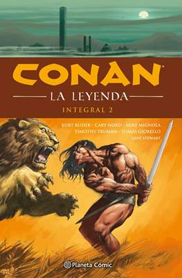 Conan. La Leyenda (Cartoné 504 pp) #2