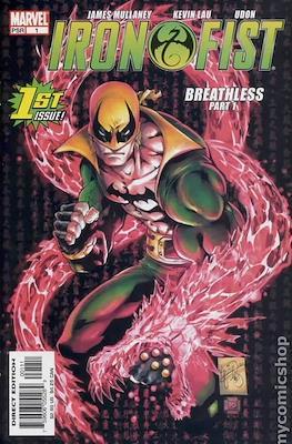Iron Fist Vol. 4 (2004) (Comic Book) #1