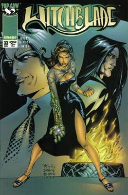 Witchblade (Comic Book) #33