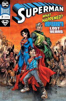 Superman Vol. 5 (2018-) #7