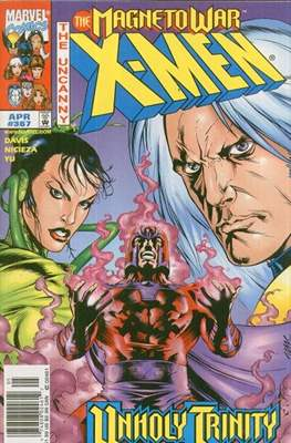 The Uncanny X-Men (1963-2011) (Comic-Book) #367