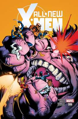 All-New X-Men Vol. 2 (Comic-Book) #6