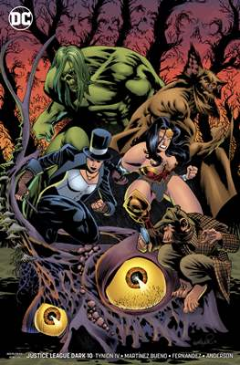 Justice League Dark Vol. 2 (2018- Variant Covers) (Comic Book) #10