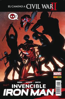 El Invencible Iron Man Vol. 2 (2011-) (Grapa - Rústica) #69
