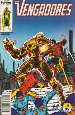 Los Vengadores Vol. 1 (1983-1994) (Grapa) #15