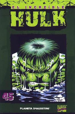 Coleccionable El Increíble Hulk (2003-2004) (Rústica. 80-96 páginas) #45