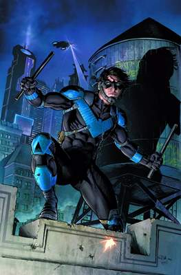 Future State: Nightwing (Variant Cover)