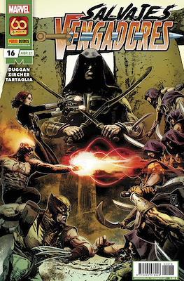 Salvajes Vengadores (2019-) (Grapa) #16
