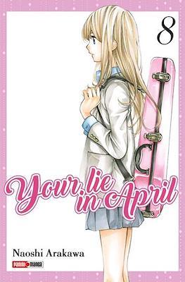 Your Lie in April (Rústica) #8