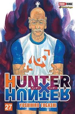 Hunter X Hunter (Rústica) #27