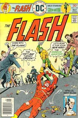Flash vol. 1 (1959-1985) (Grapa, 32 págs.) #241