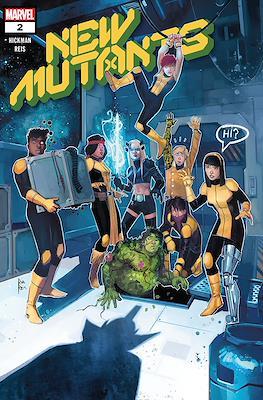 New Mutants Vol. 4 (2019-) (Comic Book) #2
