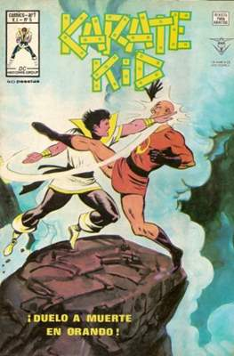 Karate Kid (1978-1979) (Grapa 40-60 pp) #5