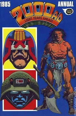 2000 AD Annual #8
