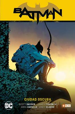 Batman Saga de Scott Snyder (Cartoné) #7