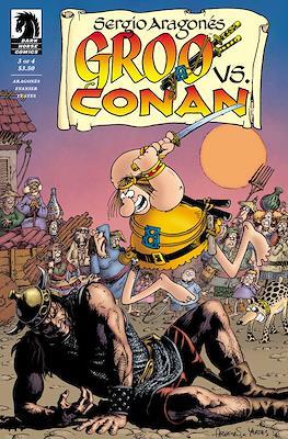 Groo vs. Conan (2014) (Grapa) #3