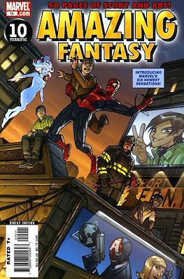 Amazing Fantasy Vol 2 (2004-2005) (Comic Book 48 pp) #15