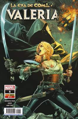 La Era de Conan (Grapa 48 pp) #5