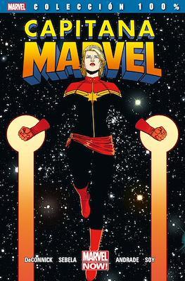 Capitana Marvel. 100% Marvel (2013-) (Rústica con solapas) #2