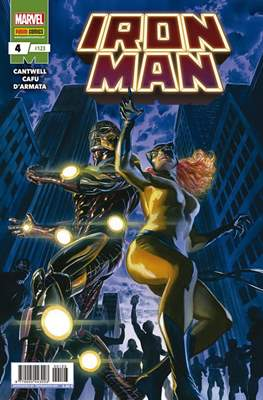 El Invencible Iron Man Vol. 2 (2011-) #123/4