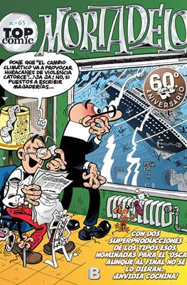 Mortadelo. Top Cómic (Rústica) #65