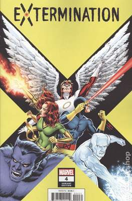 Extermination (Variant Cover) (Comic Book) #4.1