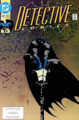 Detective Comics Vol. 1 (1937-2011; 2016-) (Comic Book) #632