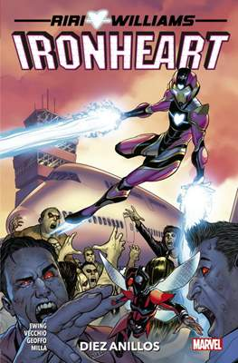 Riri Williams: Ironheart (Rústica 144-136 pp) #2