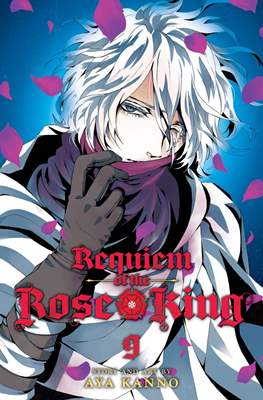 Requiem of the Rose King #9