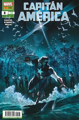 Capitán América Vol. 8 (2011-) (Grapa) #107/8