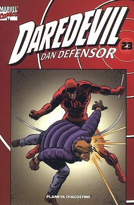 Coleccionable Daredevil / Dan Defensor (Rústica 80 pp) #23